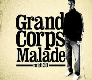 Midi 20, Grand Corps Malade, Slam Chanteur, Premier album