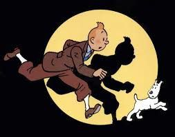 Tintin et Milou à Liberty Planet