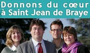 Municipales à Saint-Jean de Braye : la liste de David Thiberge élue avec 55,6 % des voix