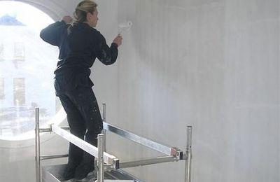 Peinture mezzanine