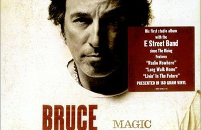 Bruce Springsteen Magic 2007