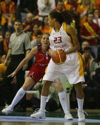 L'équipe féminine de basketball de Galatasaray championne d'Europe