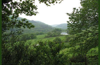 La vallée de la Sioule
