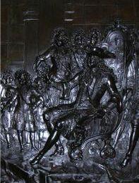 VERSAILLES : UN TRÔNE D'ARGENT POUR LOUIS XIV