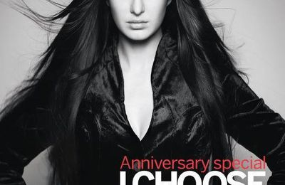 [Bollywood Stars] Katrina Kaif est la cover girl de FEMINA (oct.2011)