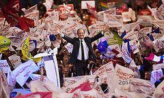 Avec François Hollande, oui au changement et au rassemblement.