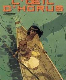 Trilogie sur l'Egypte antique destinée aux enfants