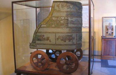 Une voiture à Rome