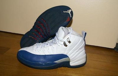 Nike Air Jordan XII rétro French Blue