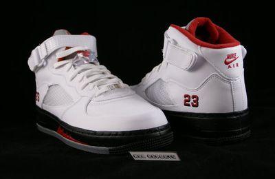 Nike Air Jordan Force 5 AJF5 Fusion