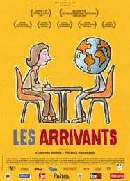"""Ciné-débat autour du film """"Les arrivants"""""""