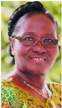 6eme Assemblée générale de la Croix-Rouge de Côte d'Ivoire Madame Coulibaly Monique,réélue présidente pour un mandat de quatre ans.