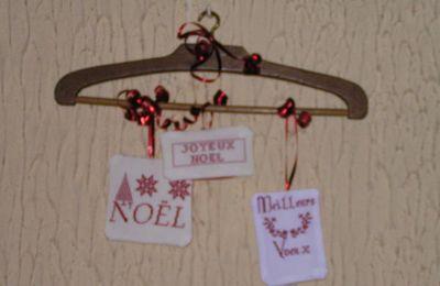 Des petites décorations pour Noël