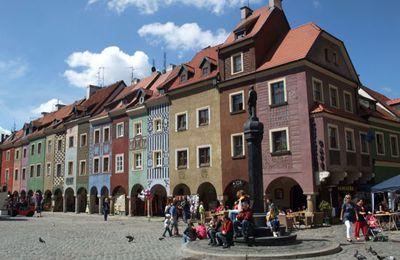 Poznan - capitale de la Grande Pologne