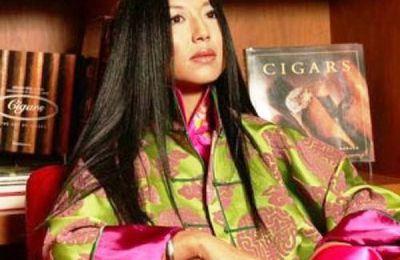 Namu, la maîtresse chinoise de Sarkozy
