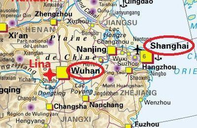 Handan - Situation géographique et présentation de notre quartier