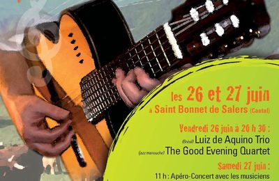 Week-end Jazz à Saint-Bonnet-de-Salers