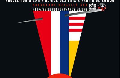 Une référence française: Les Big Brother Awards