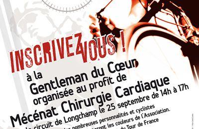 Inscrivez-vous à la La Gentleman du Cœur 2010 !
