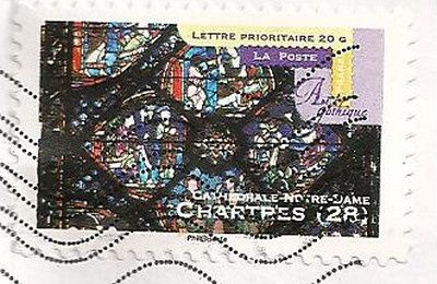 Timbres: Cathédrales