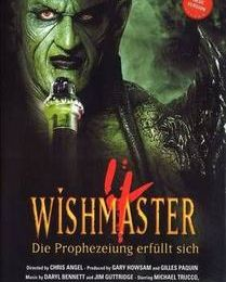 Wishmaster 4 de Chris Angel, 2002