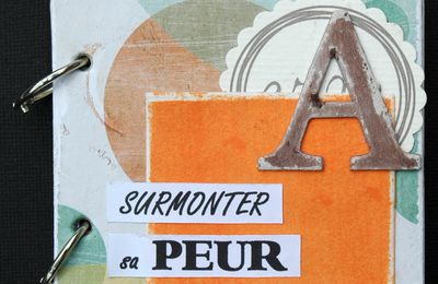 mini album - surmonter sa peur