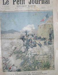 Le capitaine Lelièvre et la bataille de Mazagran