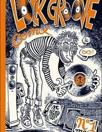 """Lock Groove Comix"" - JC Menu - 2008"