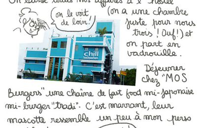 Journal d'Australie (Brisbane + Byron Bay)