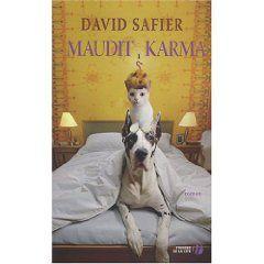 Maudit karma - David Safier