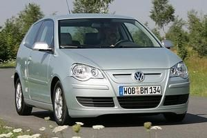 Volkswagen Polo BlueMotion TDI 80 ch. (FAP)