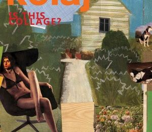Issue Two: Is This Collage?