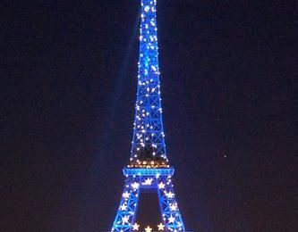 Paris by night (aout)