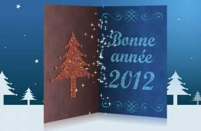 Bonne et heureuse année 2012 !