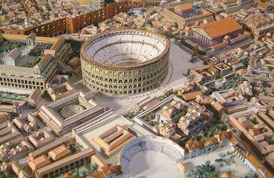 Les distractions sous l'Empire romain, 1ère partie