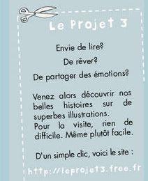 Le projet 3 Ricochet
