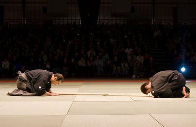 Etiquette et martialité selon Kuroda senseï