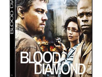 Blood Diamond en dvd