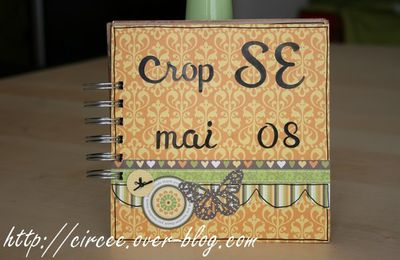 Mini-album Crop SE - mars 2008