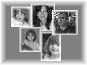 photos de famille.....
