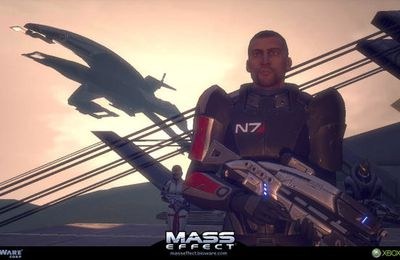 Mass effect : néant intersidéral