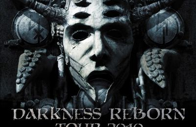 DIMMU BORGIR: Darkness Reborn Tour 2010, les dates!