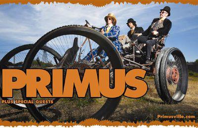 PRIMUS + Guests (La Cigale- 22/06/2011)
