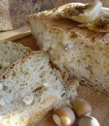 Journée mondiale du pain, Le Kiki .  Pain figues et noisettes
