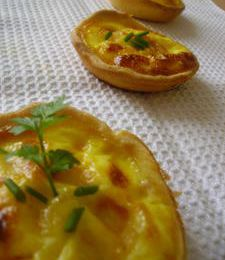 mini quiches express