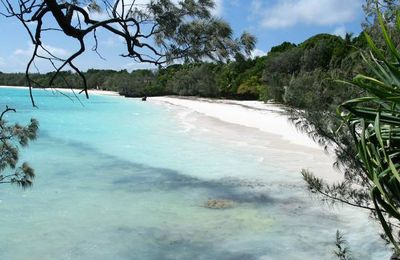 Nouvelle Calédonie - L'île de Lifou