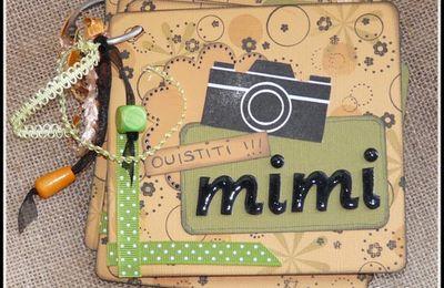 Mini: ouistiti MiMi
