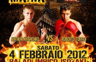 Thai Boxe Mania 2012 - Kyshenko vs Cocco - Trailer Video.