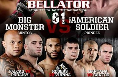 Bellator 61- Video weigh-ins.