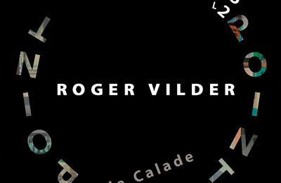 ROGER VILDER EXPOSITION NIMES ESPACE FROM POINT TO POINT